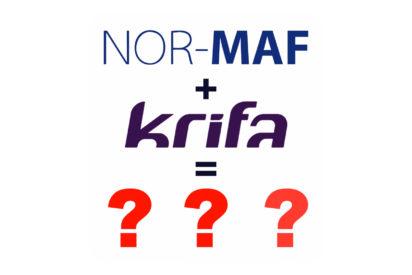 NOR-MAF + Krifa = ???