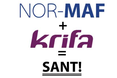 NOR-MAF + Krifa = SANT!