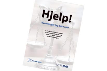 Hjelp-heftet